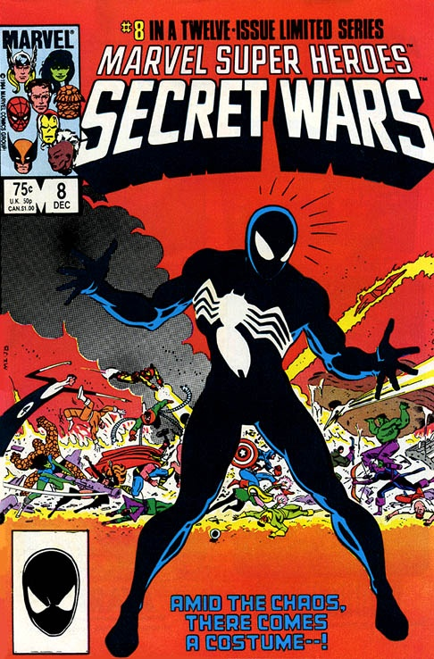 Graphic Novel Review – Secret Wars