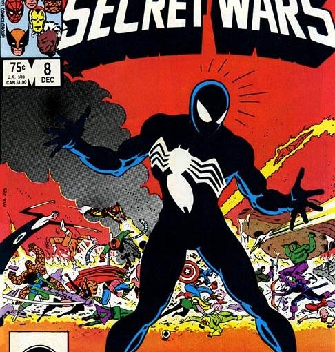 Graphic Novel Review – SecretWars