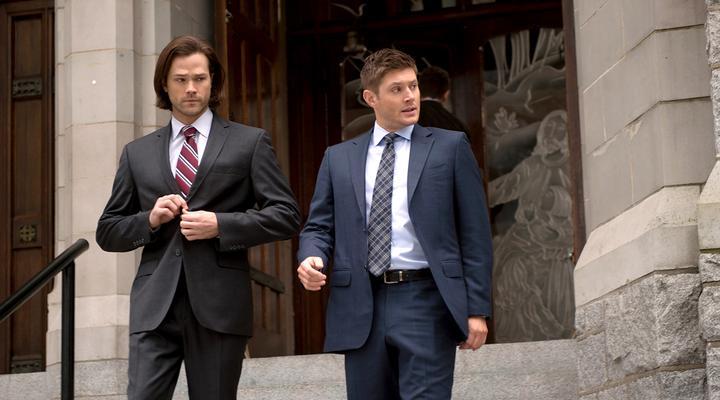 """Supernatural Review- """"Paint it Black""""S10E16"""