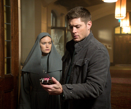 """Supernatural - """"Paint it Black"""""""