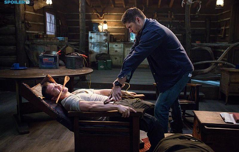 """Supernatural Review – """"The Things They Carried""""S10E15"""