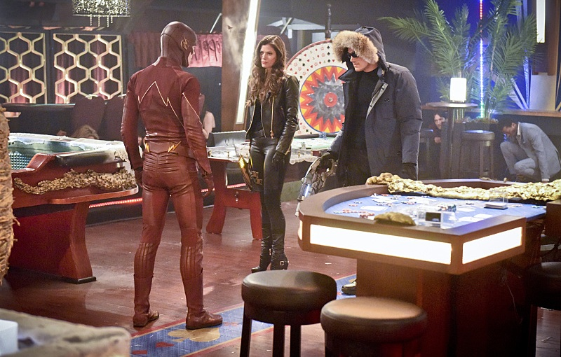 "The Flash Review – ""Rogue Time"" S1E16"