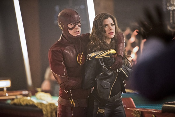 "The Flash - ""Rouge Time"""