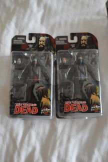 The Walking Dead Jesus Figures