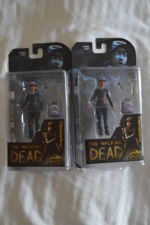 The Walking Dead Clementine Action Figures