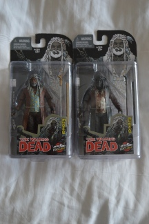 The Walking Dead Ezekiel Action Figures