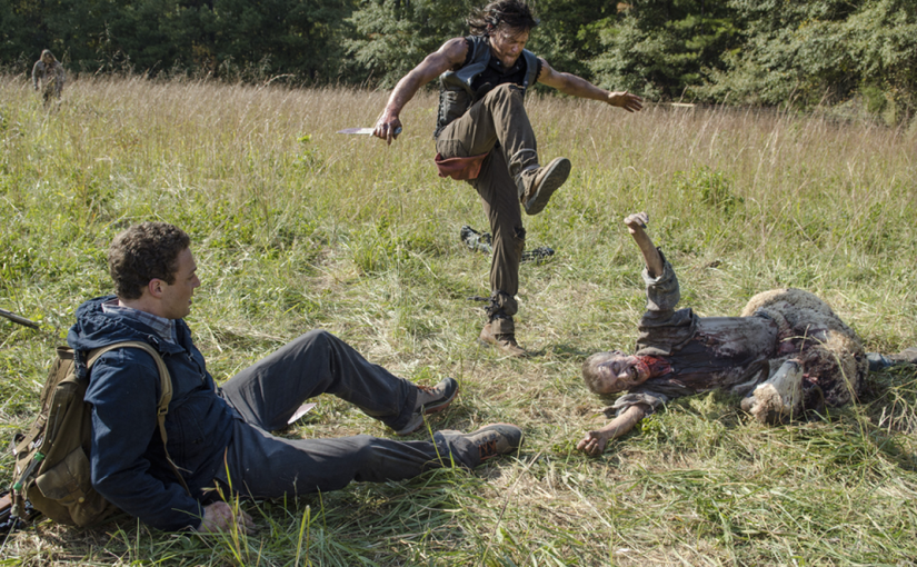 "The Walking Dead Review – ""Forget"" S5E13"