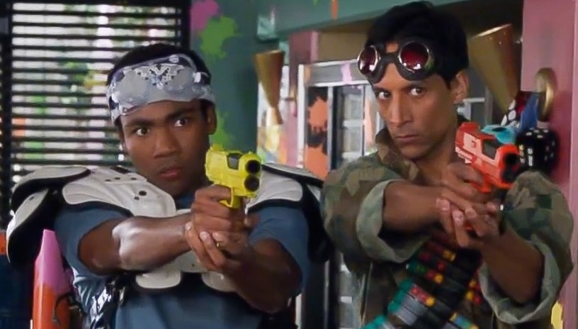 Conquering Cosplay: Troy and Abed from Community