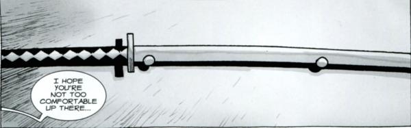TWD 80 sword