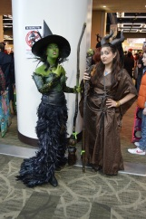 Maleficent and the Wicked Witch really knew how to be bad.