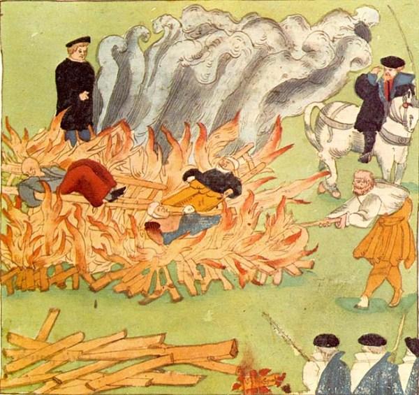 Die, Witches! Die!