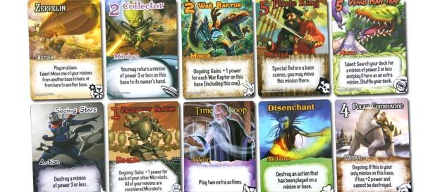 Card Games Hush Comics