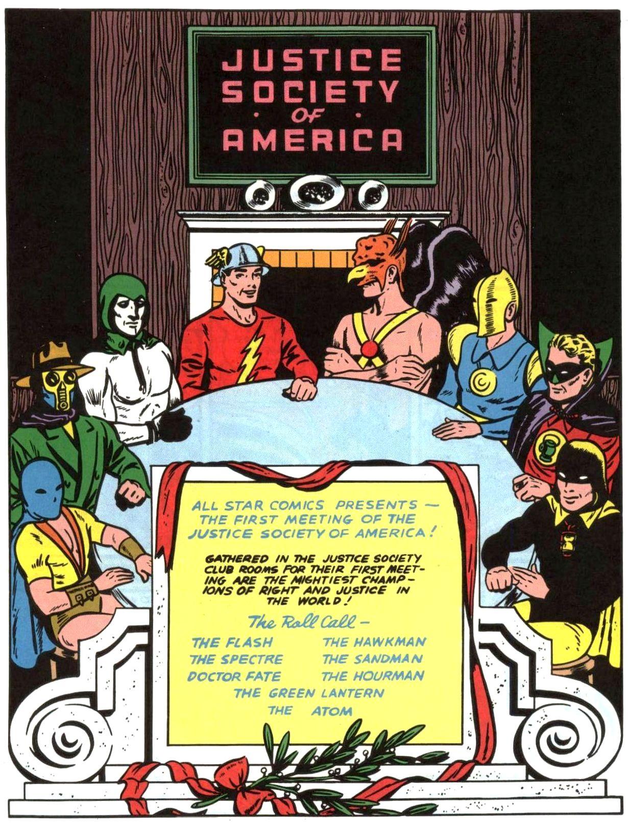All Star Comics 3