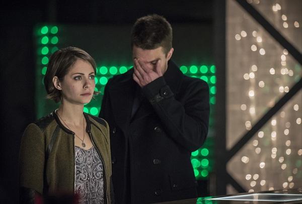 """Arrow - """"Broken Arrow"""""""