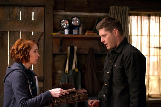 "Supernatural - ""Book of the Damned"""