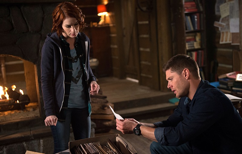 "Supernatural Review – ""Book of the Damned"" S10E18"