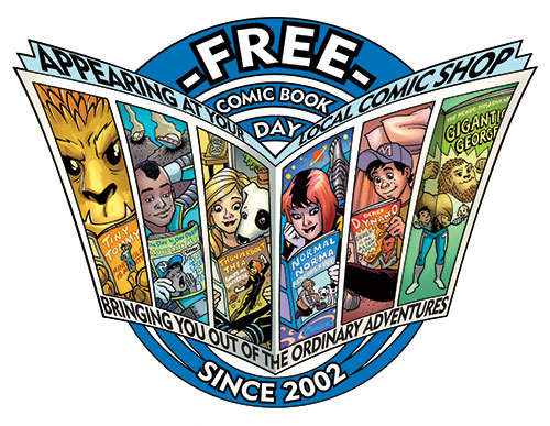 Your Guide to Free Comic Book Day 2015