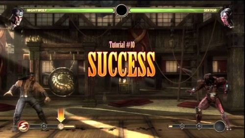 mortal kombat features practice mode