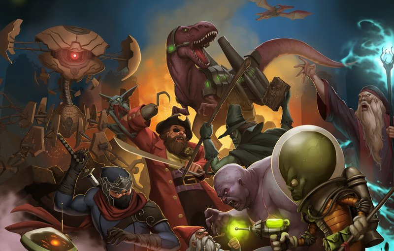 Gaming Unplugged: SmashUp