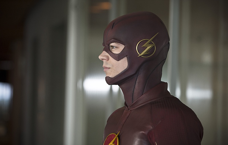 "The Flash Review- ""All-Star Team Up"" S1E18"