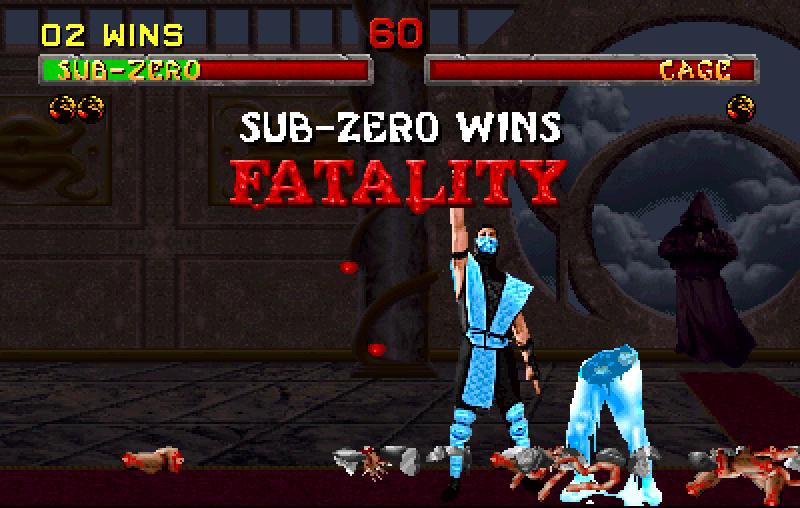 25 Best Mortal Kombat Fatalities(MK1-MK4)
