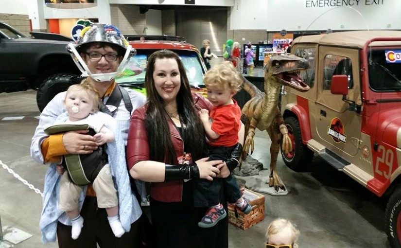 Denver Comic Con 2015 – The Geek's Guide to Cons withKids