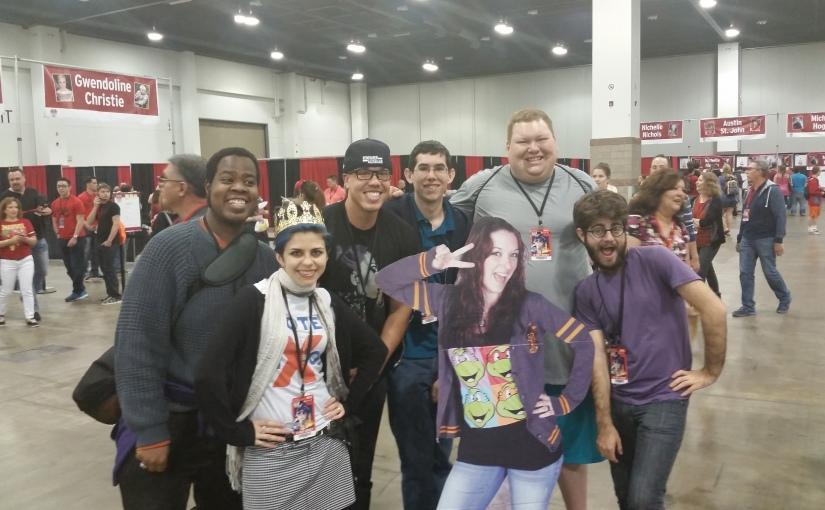 Denver Comic Con 2015: Dominion of theNerd