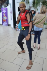 Aqualad Cosplay at Denver Comic Con 2015