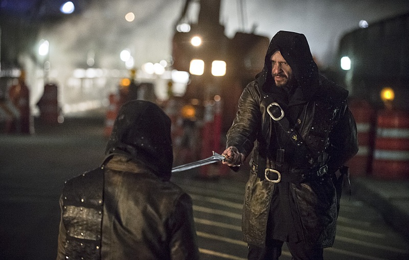 """Arrow Review and Easter Eggs – """"My Name is Oliver Queen""""S3E23"""