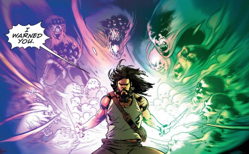 Comic Book Reviews05-13-15