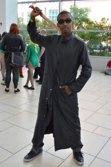 Blade Cosplay at Denver Comic Con 2015