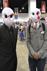 Court of Owls Cosplay at Denver Comic Con 2015 from friends of Hush Matt and Maurice!