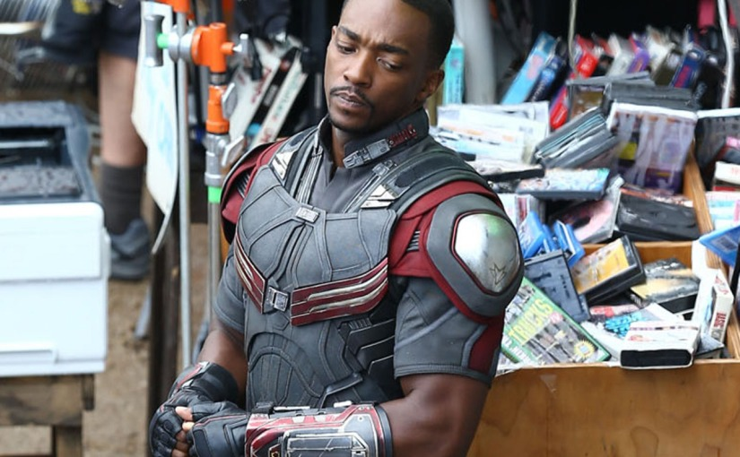 New Set Photos from 'Captain America 3'