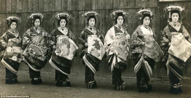 dailymail geisha