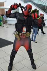 Deadpool Cosplay at Denver Comic Con 2015