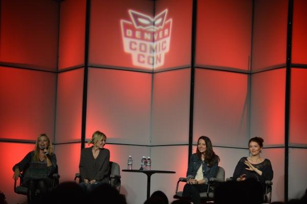 Denver Comic Con 2015 - Women of Whedon Panel