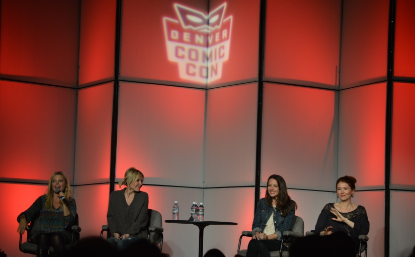 Denver Comic Con 2015 – Women of Whedon