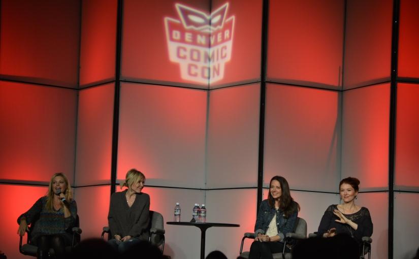 Denver Comic Con 2015 – Women ofWhedon