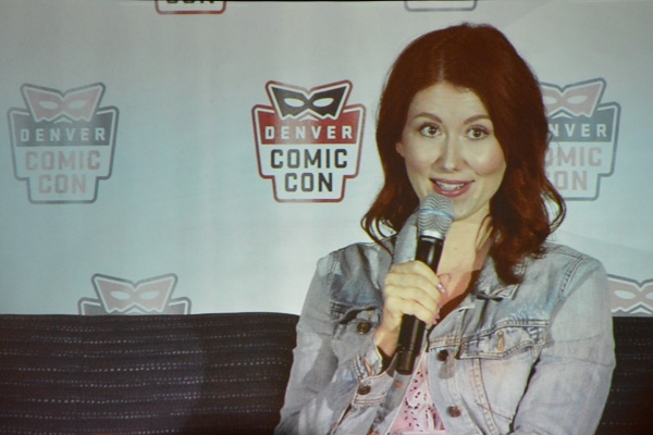 Denver Comic Con - Jewel Staite