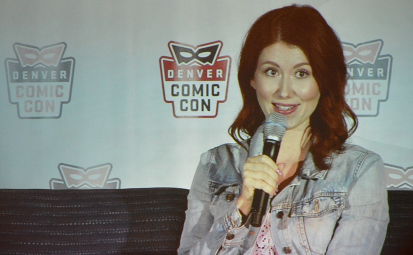 Denver Comic Con 2015 – Jewel Staite