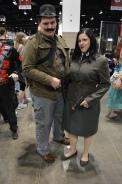 Dum Dum Dougan and Agent Peggy Carter