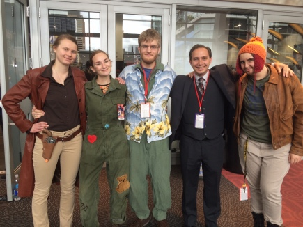 Firefly Group Cosplay at Denver Comic Con 2015