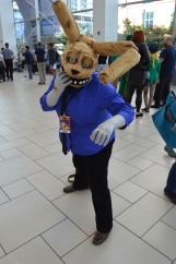 Five Nights at Freddys Cosplay at Denver Comic Con 2015