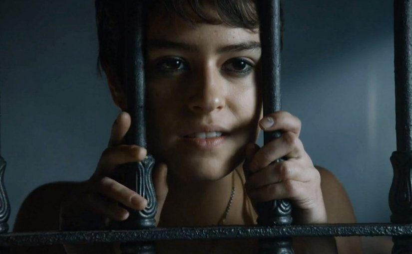 """Game of Thrones Review """"The Gift""""S5E7"""