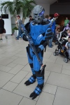 Garrus Cosplay at Denver Comic Con 2015