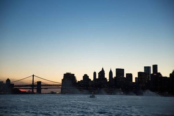 Here is the sun setting on my Gotham reviews! C'est la vie!
