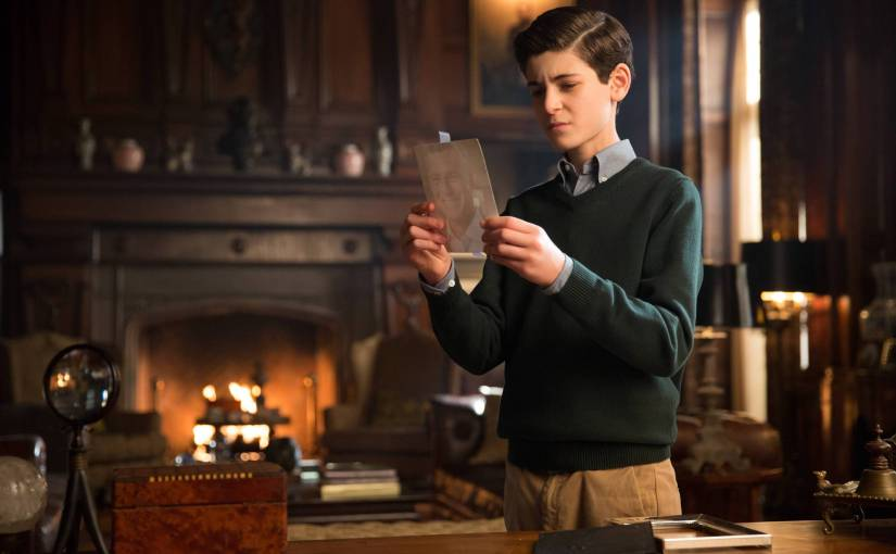 """Gotham Review – """"All Happy Families Are Alike""""S1E22"""