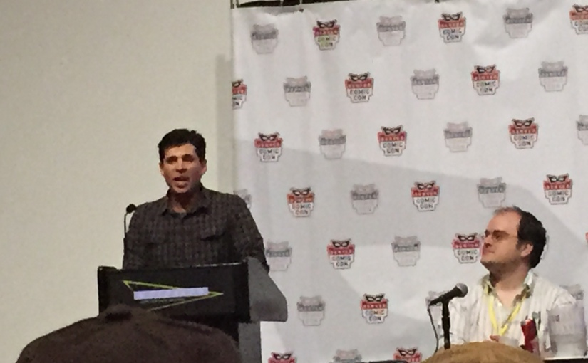 Denver Comic Con 2015 – Max Brooks