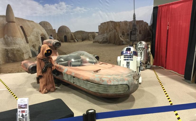 Denver Comic Con 2015:Droids!