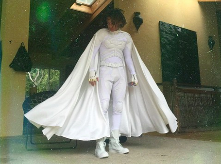 Jaden Smith Out Dressed Every Girl atProm